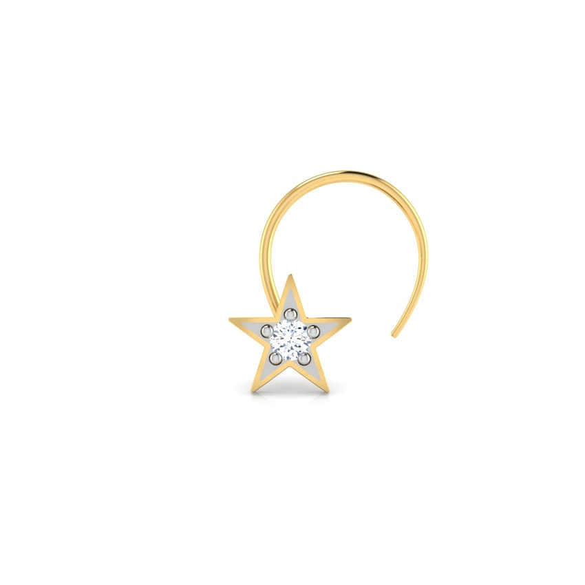 Star nose pin