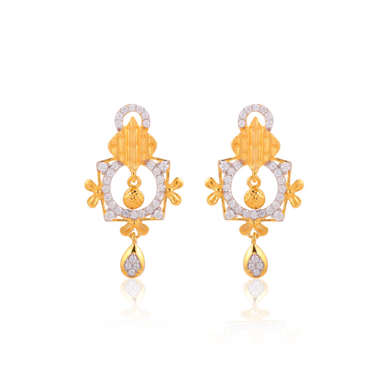 Glenny drop earrings