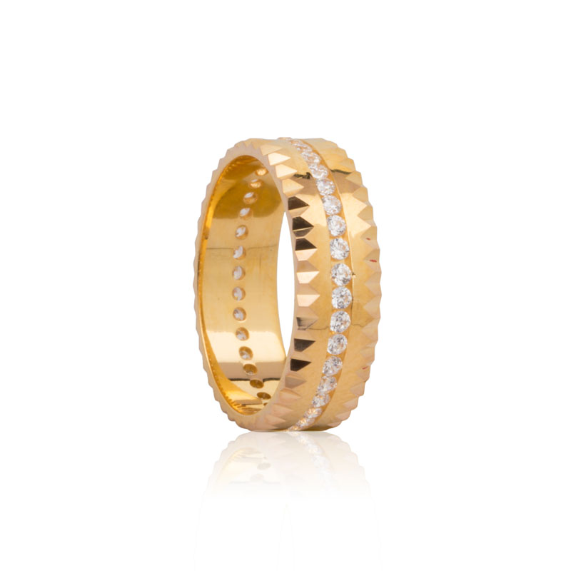 Eliot Band Ring For Him