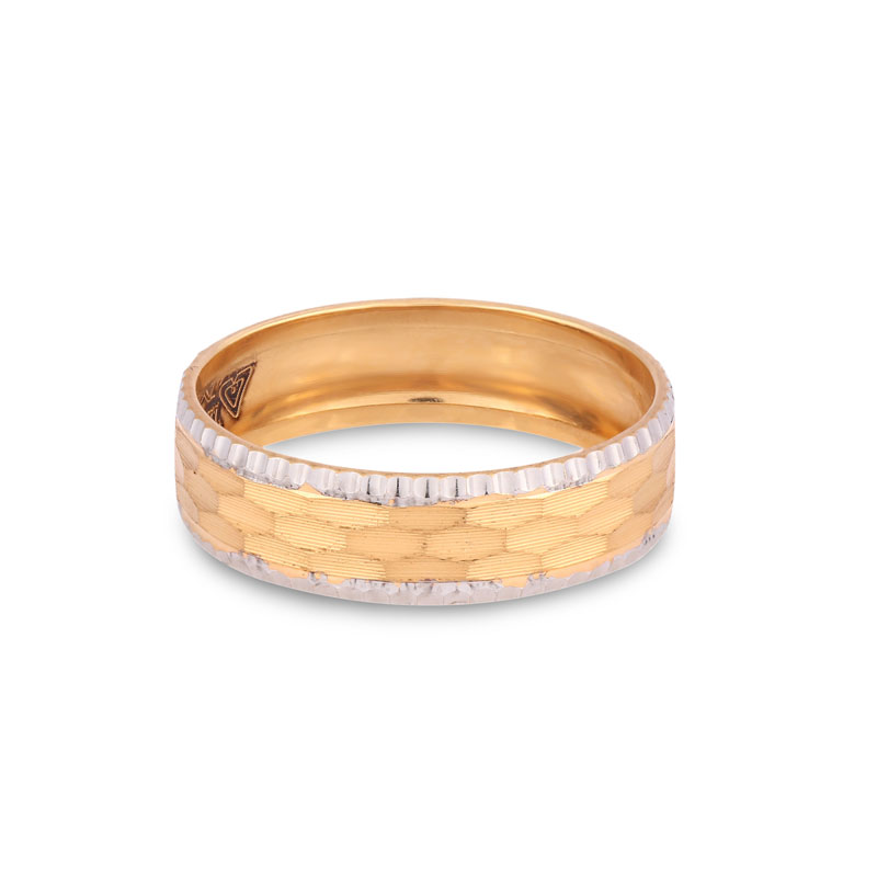 Paolo Band Ring For Him