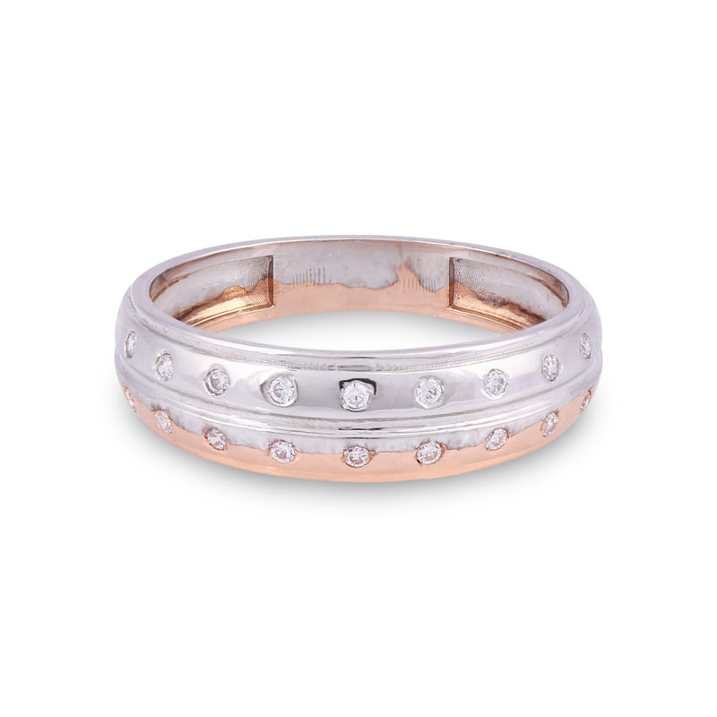 Union Band Ring For Him